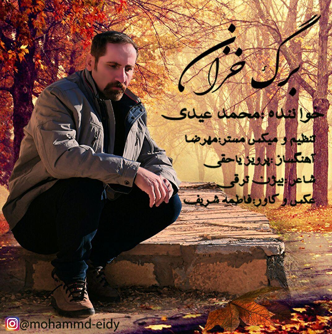 دانلود آهنگ محمد عیدی به نام برگ خزان