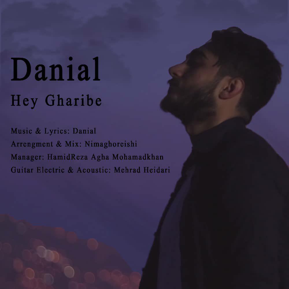دانلود آهنگ دانیال به نام هی غریبه