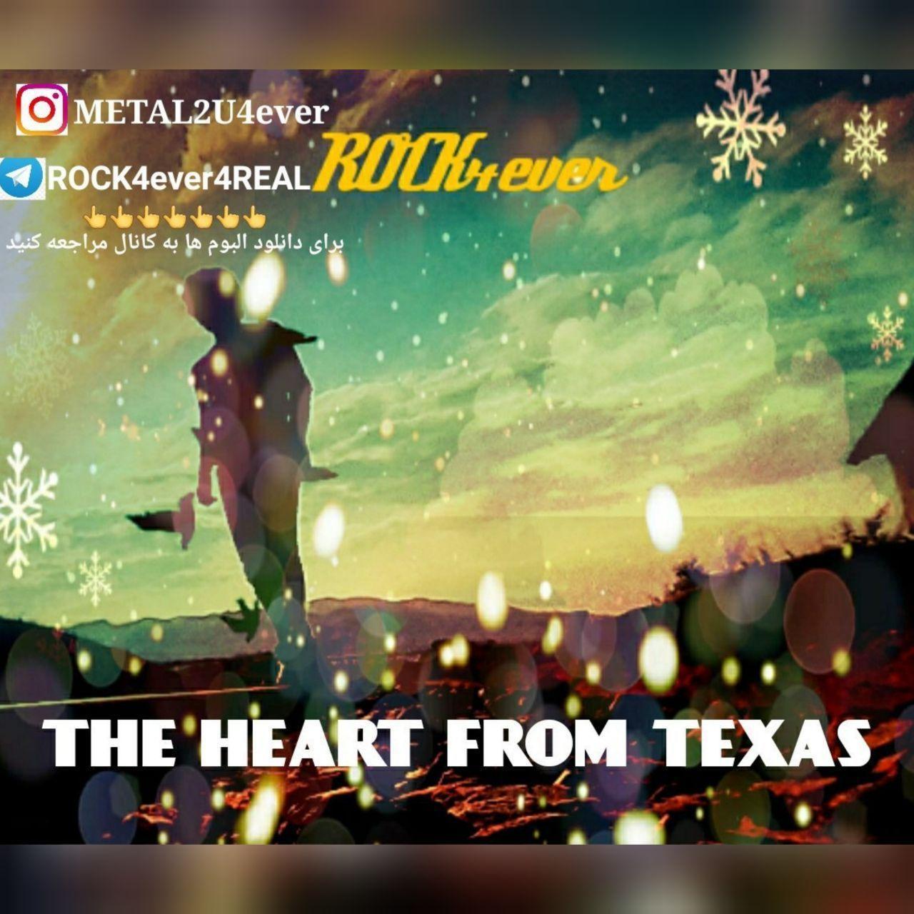 Milad Nikzad – The Heart From Texas